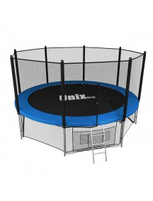 Батут UNIX line 10 ft outside (Blue)