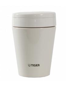 Термоконтейнер для первых или вторых блюд Tiger MCC-A038 Clear Satin, 0.38 л