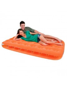 Кровать надувная Bestway Fashion Flocked Air Bed Double