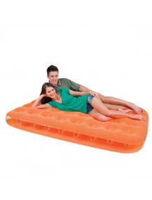 Кровать надувная Bestway Fashion Flocked Air Bed Twin