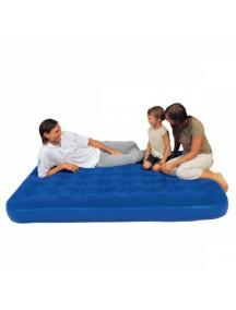 Кровать надувная Bestway Flocked Air Bed King