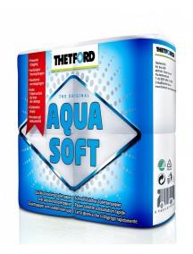 Бумага для биотуалета Thetford Aqua Soft (блок 4 шт, растворимая) растворимая