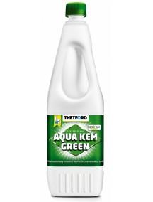 Жидкость для биотуалета Thetford Aqua Kem (зеленый цвет) (1.5 л)