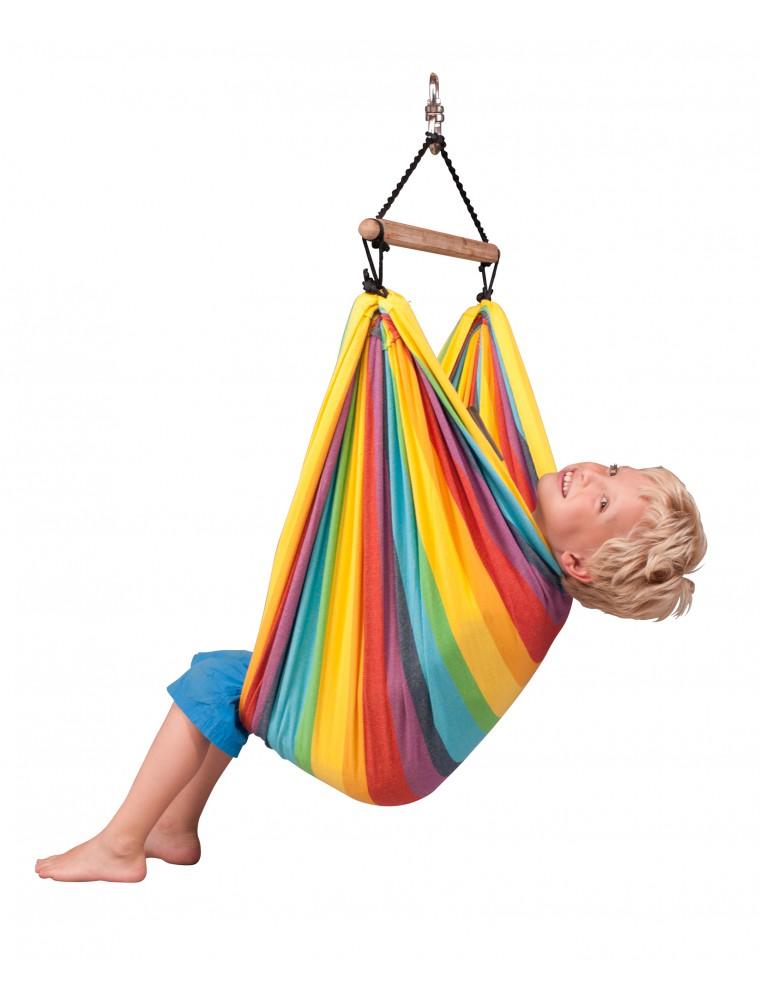 Как сделать кресло гамак для ребенка