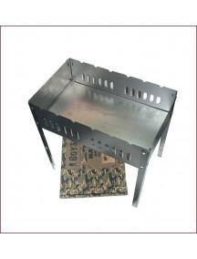 Boyscout в коробке стальной сборный мангал