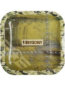 Boyscout 6 штук бумажные тарелки