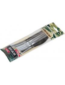 Boyscout PREMIUM 6 штук пластиковые ножи