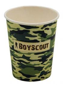 Boyscout 6 штук бумажные стаканы