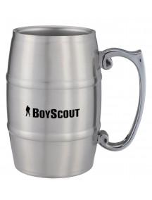 """Boyscout """"Бочонок"""" стильная термокружка"""