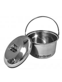 Boyscout Походный стальной котелок
