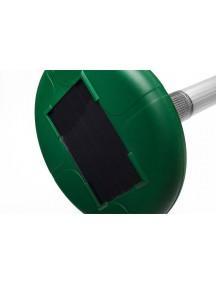 Отпугиватель змей HELP ультразвуковой с фонариком (зарядка от солнечной батареи)