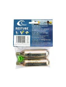 Запасные баллоны с газом Restube Restube Spare cartridges (2 штуки)