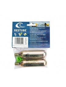 Restube Spare cartridges (2x)