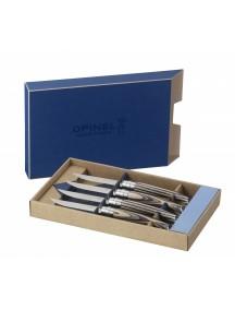 Набор столовых ножей Opinel VRI Birchwood из 4-х штук