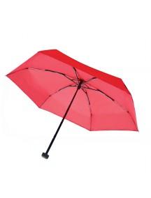 Зонт Dainty Red механический складной красный