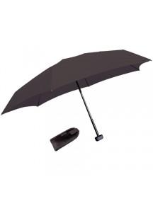 Зонт Dainty Black механический складной черный