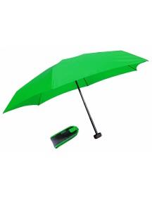 Зонт Dainty Green механический складной зеленый