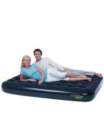 Кровать надувная Bestway Comfort Green Double