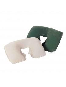 Подушка надувная Bestway Flocked Travel Pillow