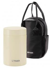 Термоконтейнер для первых или вторых блюд Tiger MCJ-A075 Cauliflower, 0,75 л в сумке