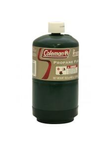 Картридж газовый Coleman Propane Fuel, 100% пропан, резьбового типа, 0,465 л.