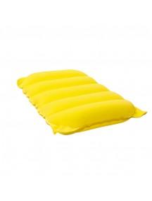 Подушка надувная Bestway Flocked Travel Pillow прямоугольная