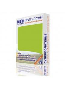 Полотенце из микрофибры CW Dryfast Towel L, цвет салатовый