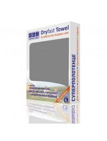 Полотенце из микрофибры CW Dryfast Towel L, цвет серый