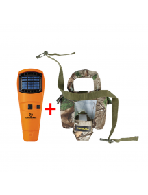 Комплект Thermacell прибор антимоскитный оранжевый + чехол камуфляжный