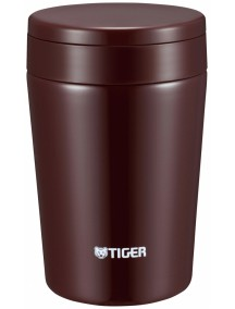 Термоконтейнер для первых или вторых блюд Tiger MCL-A038 Chocolate Brown, 0.38 л